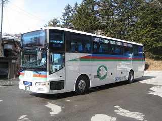 高速バス 長野 東京